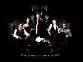 NCIS Roses by KissofCrimson