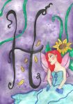 H is for Hersillia by fairychamber