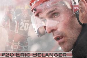 Eric Belanger by Kaito42