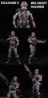 Killzone GI Joe scale figure by Jin-Saotome