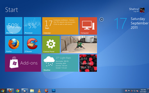 I'm into Windows 8 by nemesiscult