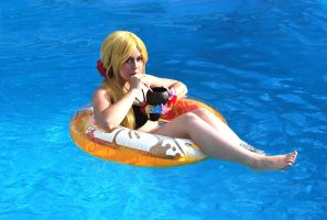 DoA, Helena: ''Relaxing, is part of the game'' by 14vegeta
