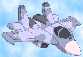 Flanker Plushie by Kryptid