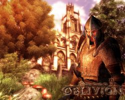 Oblivion Wallpaper by igotgame1075