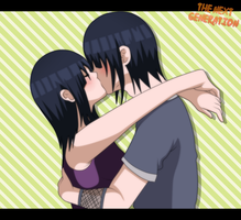 KantaAimi - KISSING TWINS by suigrell