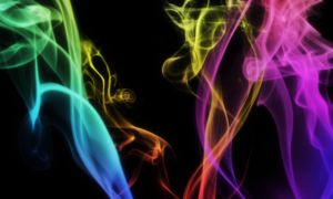 Chromatic Smoke Wallpaper 2 by Humble-Novice