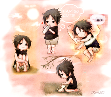 Sasuke Baby Collection by kivi1230