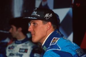 Michael Schumacher (Europe 1995) by F1-history