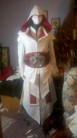 Ezio Brotherhood Outfit 01 by rabid-llama