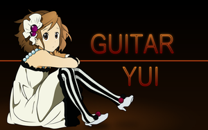 Yui Wallpaper4 by Ropedy