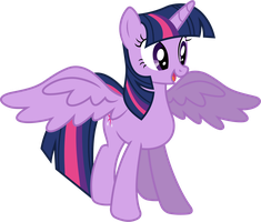 Twilight Sparkle (Alicorn) by 90Sigma