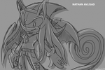 CM: Nathan :: Sonic Channel Wallpaper by shadowhatesomochao