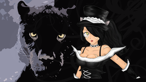 Shatter's Maid Nidalee by iMagicalCookie