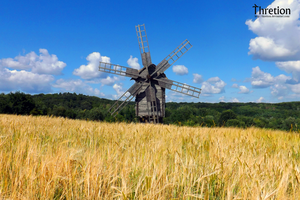 Windmill by Thretion