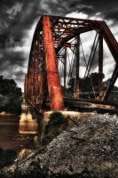 The Train Tressel by Bartonbo