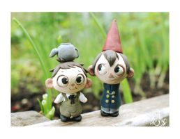 Wirt and Greg Sculpts -UP FOR SALE- by FailTaco