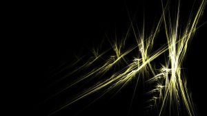 Gold Fractal by KayDensPhotography