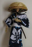 Samurai Custom Figure, again by A-J-M-74