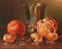 Oranges by dusanvukovic