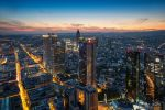 The gold veins of Frankfurt by LinsenSchuss