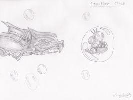 Leviathan Chase by Ricardoc24