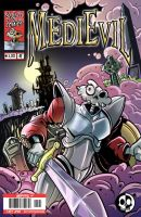 Medievil Cover by Faber-RedBeard