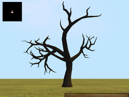 DeadTree.mesh for FeralHeart by Chunkymonkey94