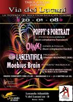 Concert Flyer by LaePhYDoPterA