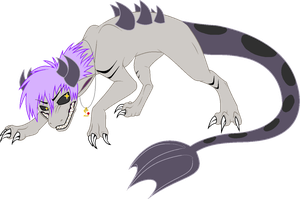 Sigma: Feral Form Design Concept by hammer-Cat