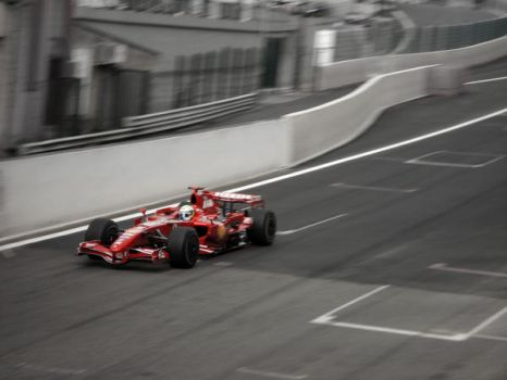 F1 Francorchamps by Loja