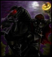 The Headless Horseman by StalkedByDragons