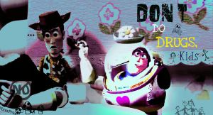 Don't Do Drugs by PixarPride