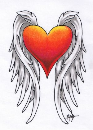 Free Heart Tattoo Designs Pictures
