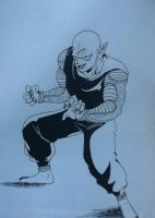 Piccolo Jr. by InlineSpeedSkater
