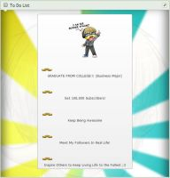 To Do List (UPDATE) by Vendus