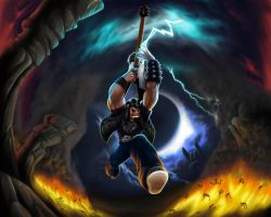 Brutal Legend by LordTerrato