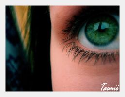 Eye I by Taimii