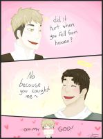 Pickup line by Tarulimint
