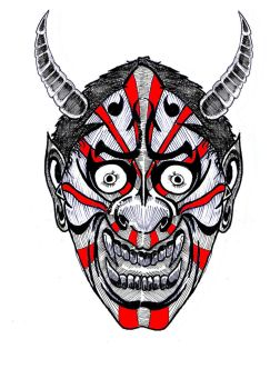 hannya ad minkiam 2 by ZeroGradi