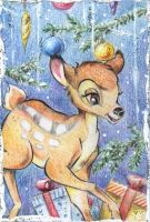 Bambi for Steph by AngieVX