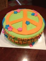 Peace Cake by simplysweets