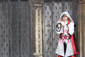 Ezio Cosplay (Take 2) by AverageCosplays