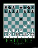 Demot.: Chess Failure by ABYAY
