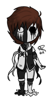 Creepypasta Adoptable Auction [CLOSED] by Cerealous