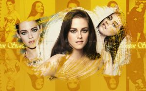 Wallpaper Kristen Stewart by ChicaTwilight