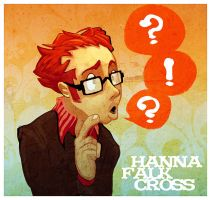 HinaBN Leftovers: Hanna by scrotumnose