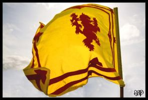 Lion Rampant by SnapperRod