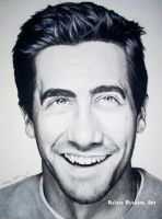 Jake Gyllenhaal by bluewhale13