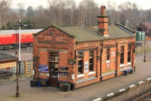 Quorn and Woodhouse Railway Station #2 by Nuuhku87