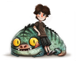 Day 609# - DeviantART ID (updated) by Cryptid-Creations